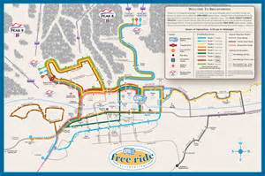 map breckenridge colorado breckenridge shuttle routes line blue line green
