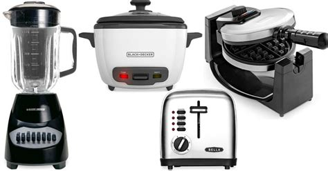 small kitchen appliances stores 6 small kitchen appliances for 9 99 magic style shop