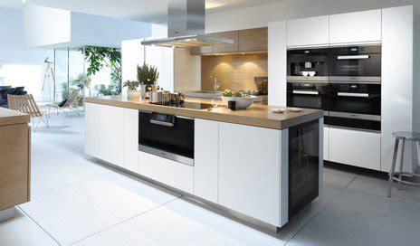 Miele Kitchens Design Design For Built In Kitchen Appliances From Miele