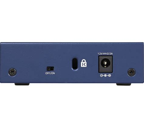 netgear prosafe 5 gigabit switch gs105 buy netgear prosafe gs105 network switch 5 free
