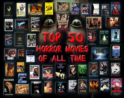 film it all top 50 horror movies of all time horror movies photo