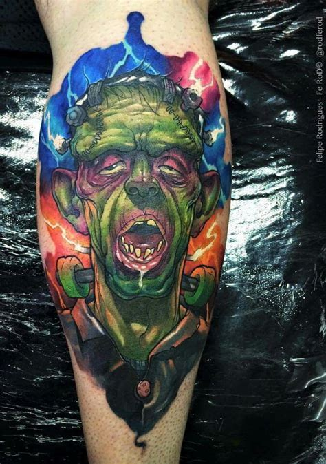 zombie watercolor tattoo 80 best artist felipe rodrigues quot fe rod quot images on