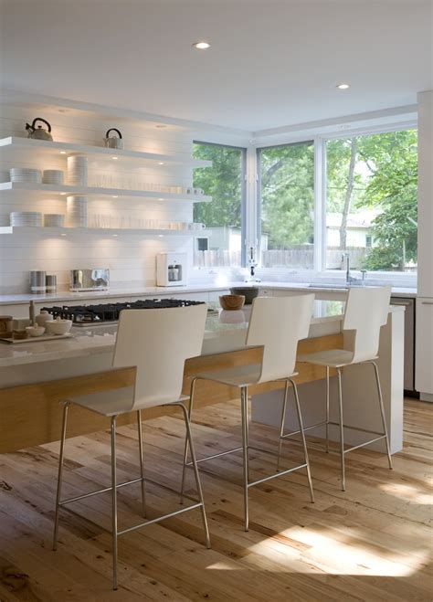 kitchen floating shelves kitchen with