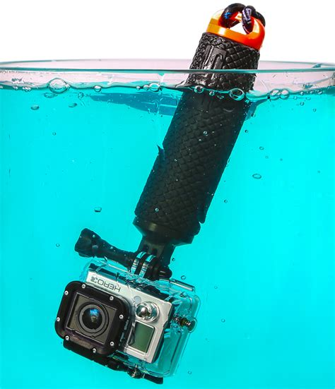 Water Gopro sp gadgets buoy for gopro torpedo7 nz