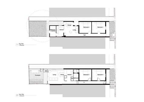 brick home floor plans bound by brick urbane modern renovation of inner city worker s cottage