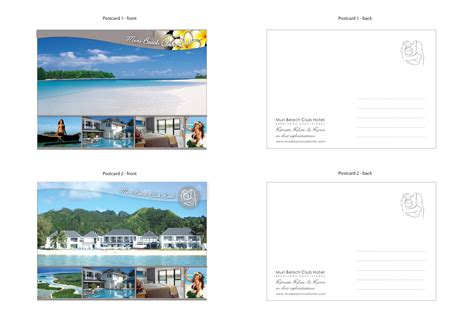 front and back postcard template 8 best images of australia postcards front and back