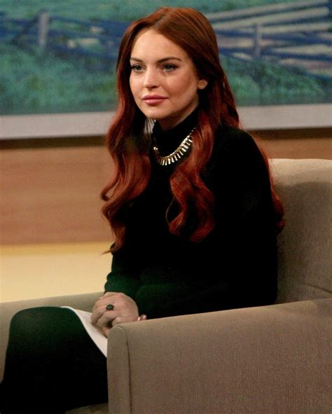 Has Lindsay Lohan by Lindsay Lohan Surprised By News That She Has 17 Year
