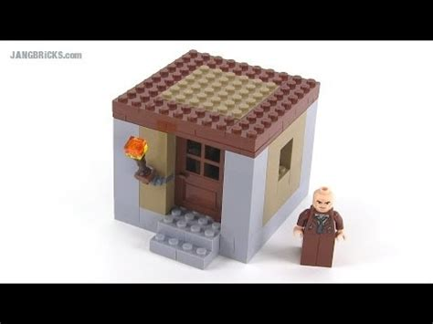 lego minecraft house lego minecraft small villager house moc youtube