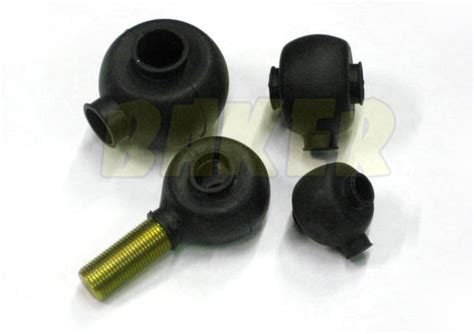 rubber boot end rod end seals weld in adapters spacers and reducers