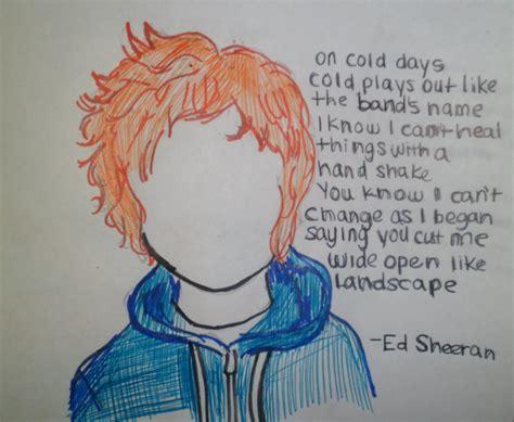 ed sheeran fan club fan art ed sheeran fan art 32429898 fanpop