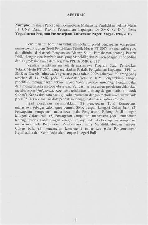 kumpulan judul skripsi teknik elektro contoh skripsi 2015