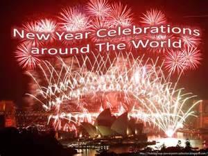 2011 new year celebrations around the world authorstream
