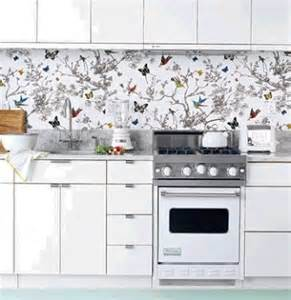 kitchen wallpaper ideas uk papel de pared para la cocina decorahoy