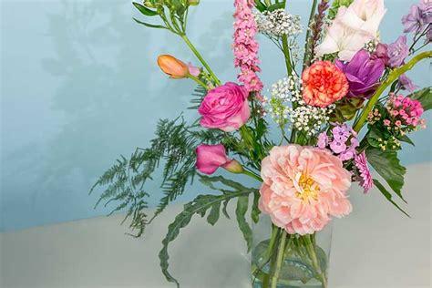 bloomon bloemen schoonmaken snijbloemen verzorgen 5 tips om lang van je verse bloemen