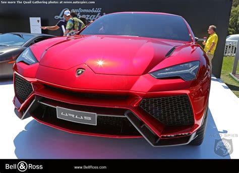 lamborghini crossover concept images leaked page 2
