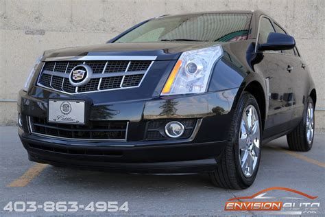 Performance Cadillac by 2011 Cadillac Srx Luxury Performance Envision Auto