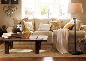 pottery barn living room home sweet home