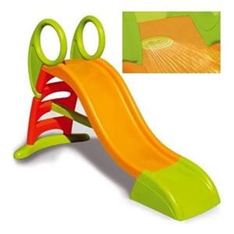 sistola da giardino scivoli per bambini legno plastica