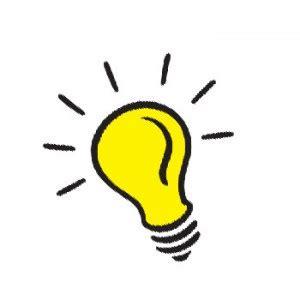 light bulb idea image www pixshark images