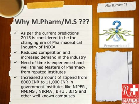 Mba Or M Pharm After B Pharm by What To Do After B Pharm