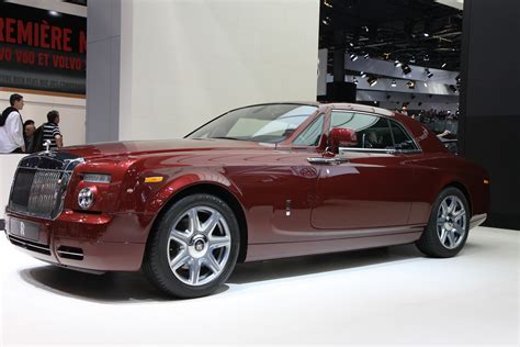 2010 rolls royce phantom 2010 rolls royce phantom coupe pictures information and