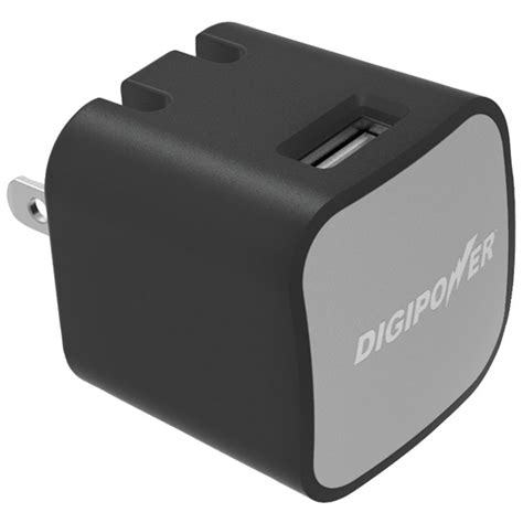 Zola International Thunder 4 Outputs Charger Fast Charge 4 8a Max digipower is ac2 instasense 2 4 single usb wall charger no cable