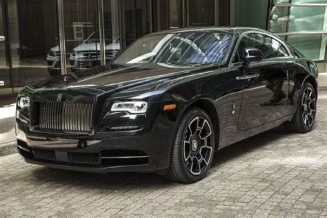 roll royce black the top five special edition rolls royce models of all
