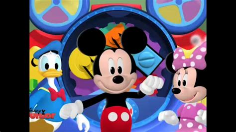 Micky Maus Le micky maus wunderhaus mausketanz mickey mouse clubhouse