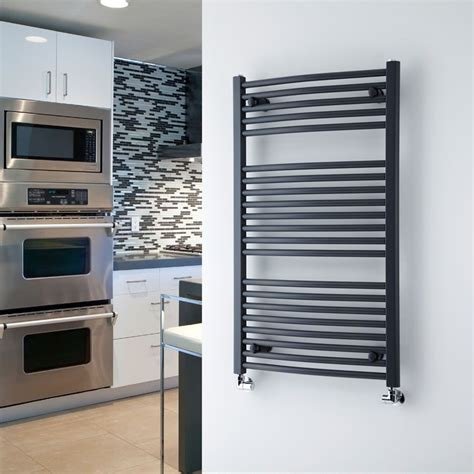 Hydronic Towel Warmer Canada Curved Hydronic Towel Warmers Hudson Reed