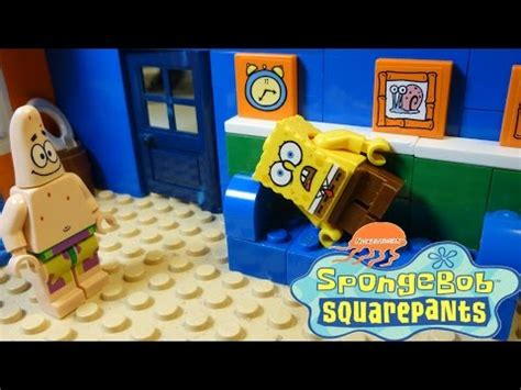 spongebob s secret episode spongebob squarepants toys mega bloks krusty krab attack