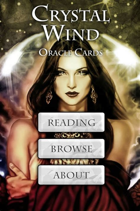Wind Mobile Gift Card - crystal wind oracle cards mobile app for iphone ipad and android amazon indie