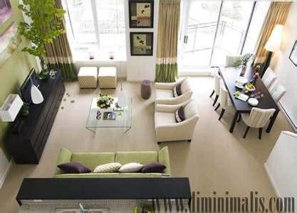 terbaik menata ruang makan sekaligus ruang keluarga