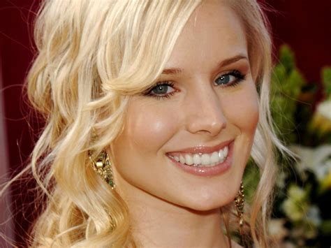 kristen bell kristen bell photo gallery tv series posters and cast