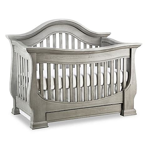 Davenport Convertible Crib Buy Baby Appleseed 174 Davenport 4 In 1 Convertible Crib In Morning Mist From Bed Bath Beyond