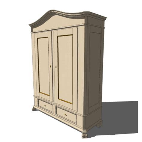 German Closet by Big Closet 3d Model Formfonts 3d Models Textures