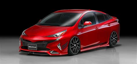 Where Is The Toyota Prius Manufactured Toyota Prius L Incroyable Et Agressive Version Tuning