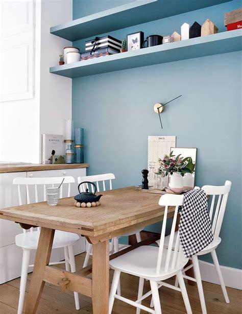 Exceptionnel Decoration Des Petites Cuisines #3: table-rectangulaire-cuisine-repas.jpg