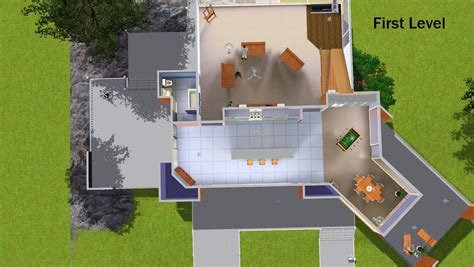twilight house floor plan mod the sims twilight cullen home now with 4 bedrooms
