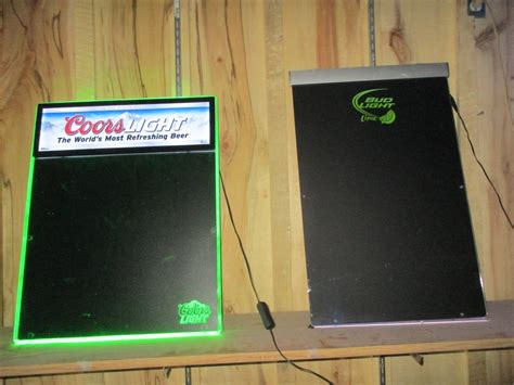message board light up light up dry erase message boards
