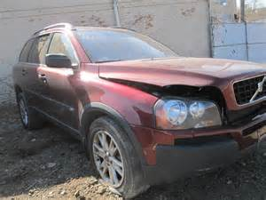 Volvo Xc90 2005 Parts Parting Out 2005 Volvo Xc90 Stock 120159 Tom S