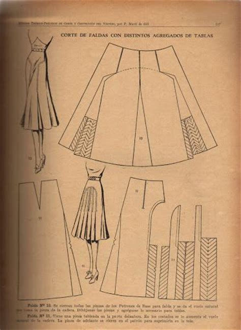 vintage pattern drafting 1000 images about patterns skirts on pinterest sewing