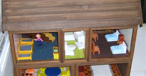 House Drawer by Doll House Created From Chest Of Drawers Hometalk