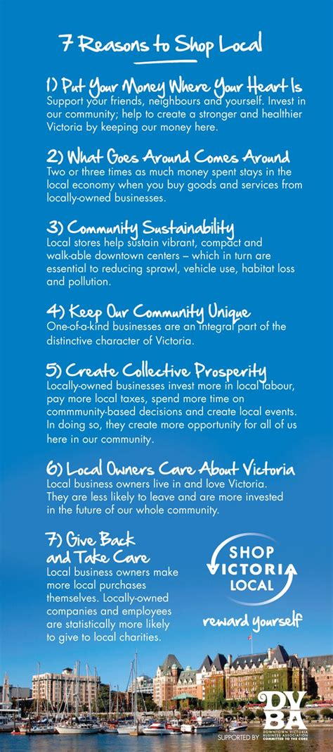 7 Reasons To Buy Local by 43 Best Shop Small Images On Shop Local Store