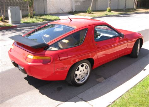 free car repair manuals 1990 porsche 928 lane departure warning service manual how to disconnect 1990 porsche 928 alarm porsche 928 1990 koenig edition