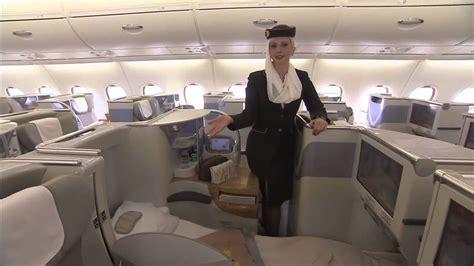 emirates cabin emirates a380 on board cabin tour a380