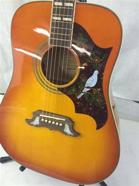 Harga Gitar Epiphone Dove Pro epiphone dove pro acoustic electric 2015 reverb