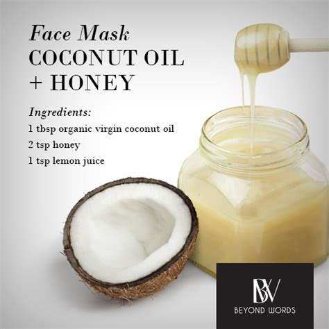 moisturizing diy honey coconut mask paperblog mask diy coconut diy fretboard
