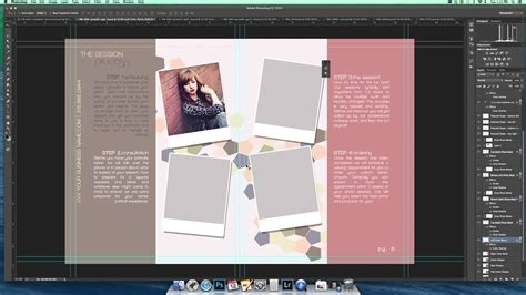 magazine templates for photoshop free photoshop tutorial magazine template youtube