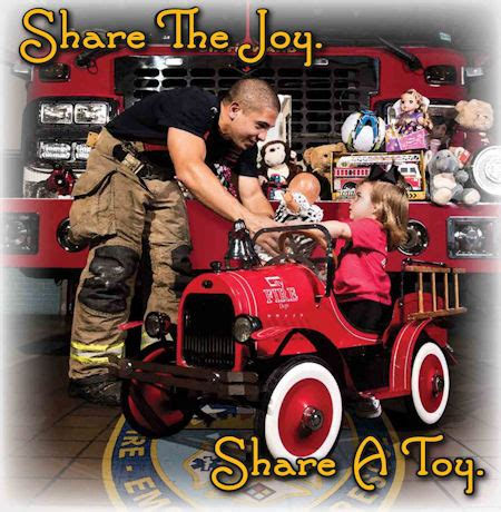 Houston Fire Department Toy Giveaway - houston fire department toy drive