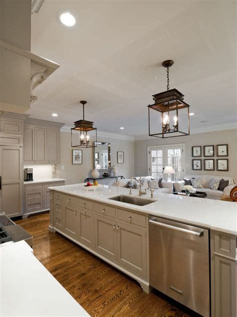 Contractor Kitchen Cabinets Kitchen Cabinets Painted Gray Cottage Kitchen Valspar Montpelier Ashlar Gray Andrew Roby